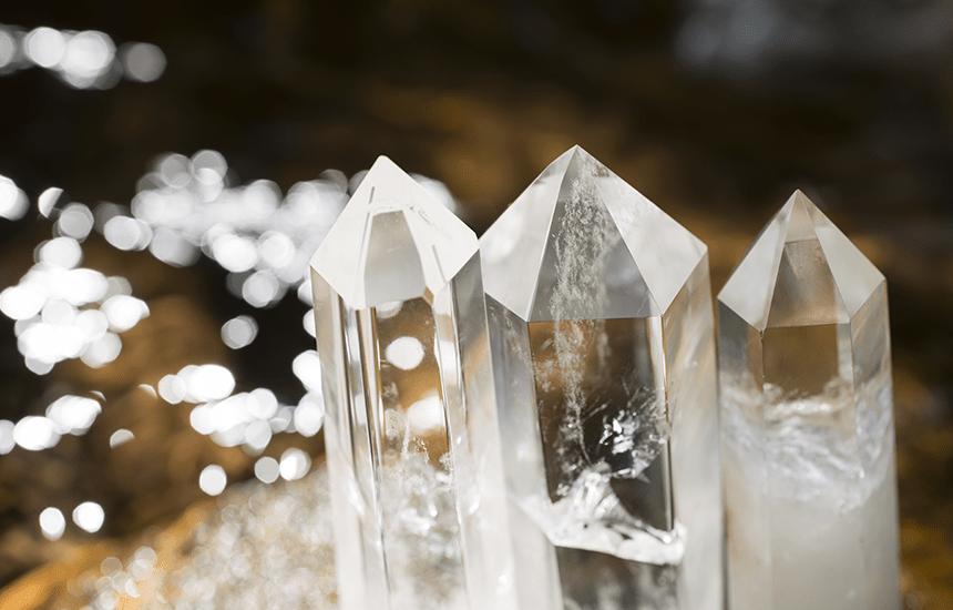 水晶の認印