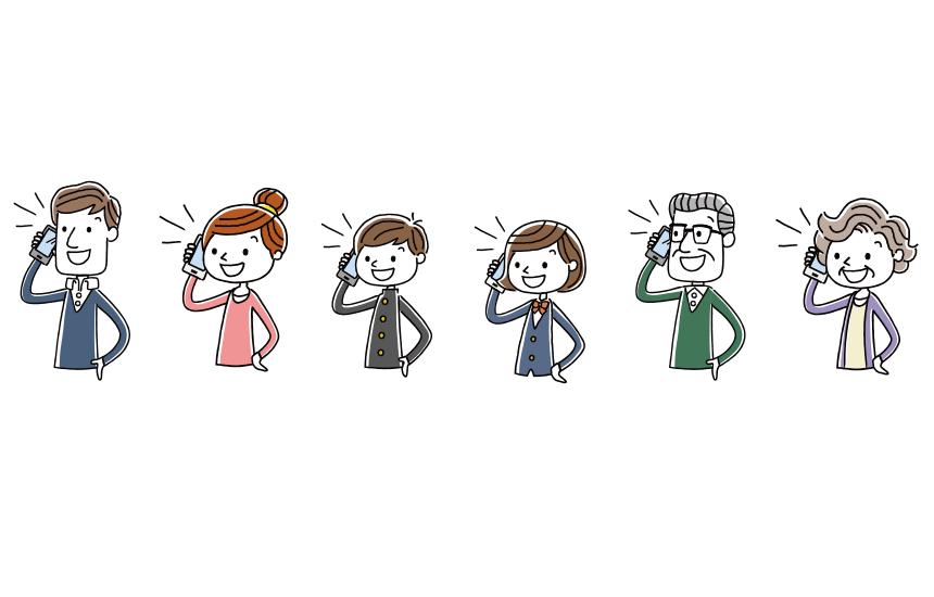 【音声通話対応で比較】おすすめと利用方法,口コミ・評判情報!!