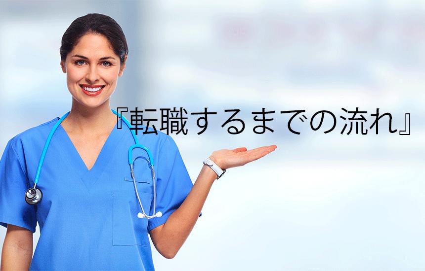 【転職までの流れ】最適な看護師求人転職サイトの選び方と口コミ比較ランキング