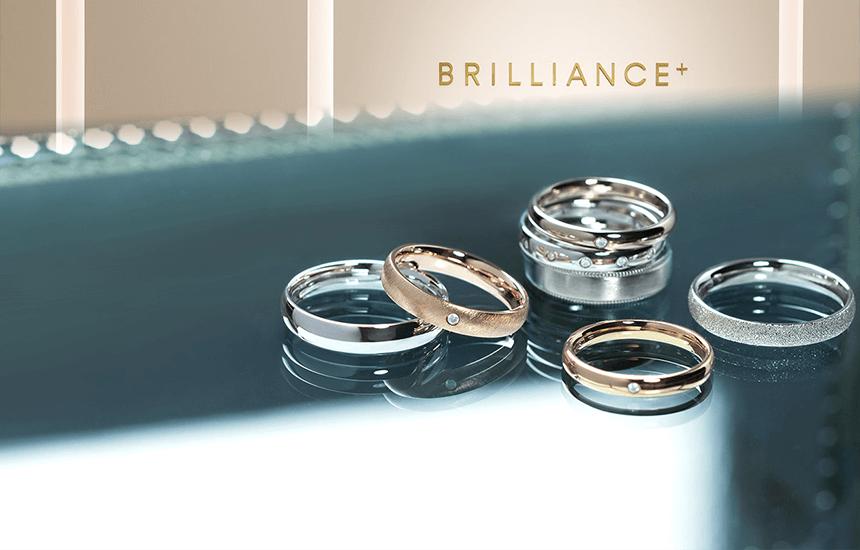 BRILLIANCE+の結婚指輪や婚約指輪の特徴・価格・口コミを徹底解説!